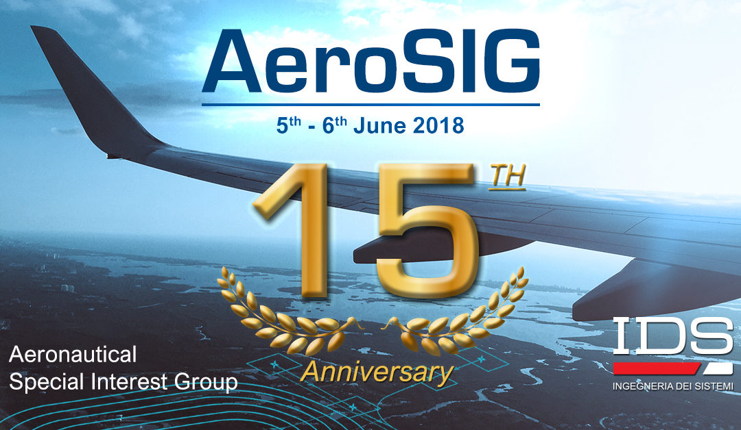 DREAMS at AeroSIG 2018