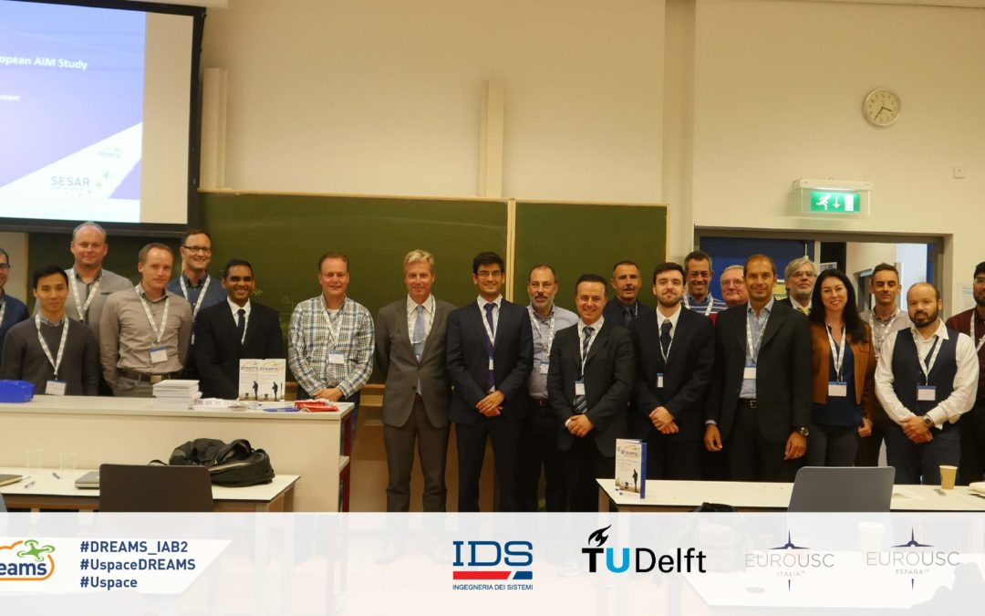 DREAMS 2nd IAB – International Advisory Board – TUDelft